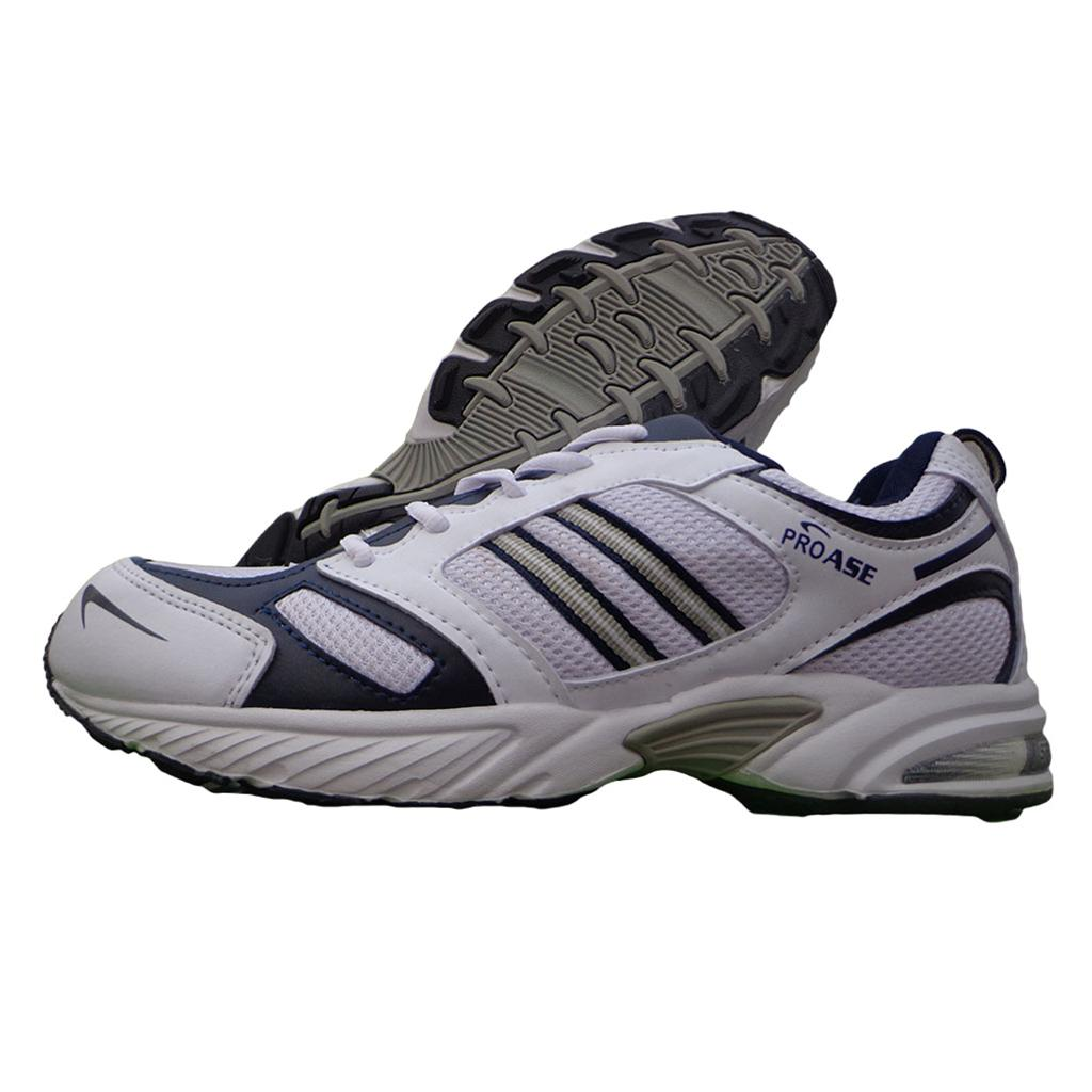 PRO ASE Running Shoes white and Gray - Buy PRO ASE Running