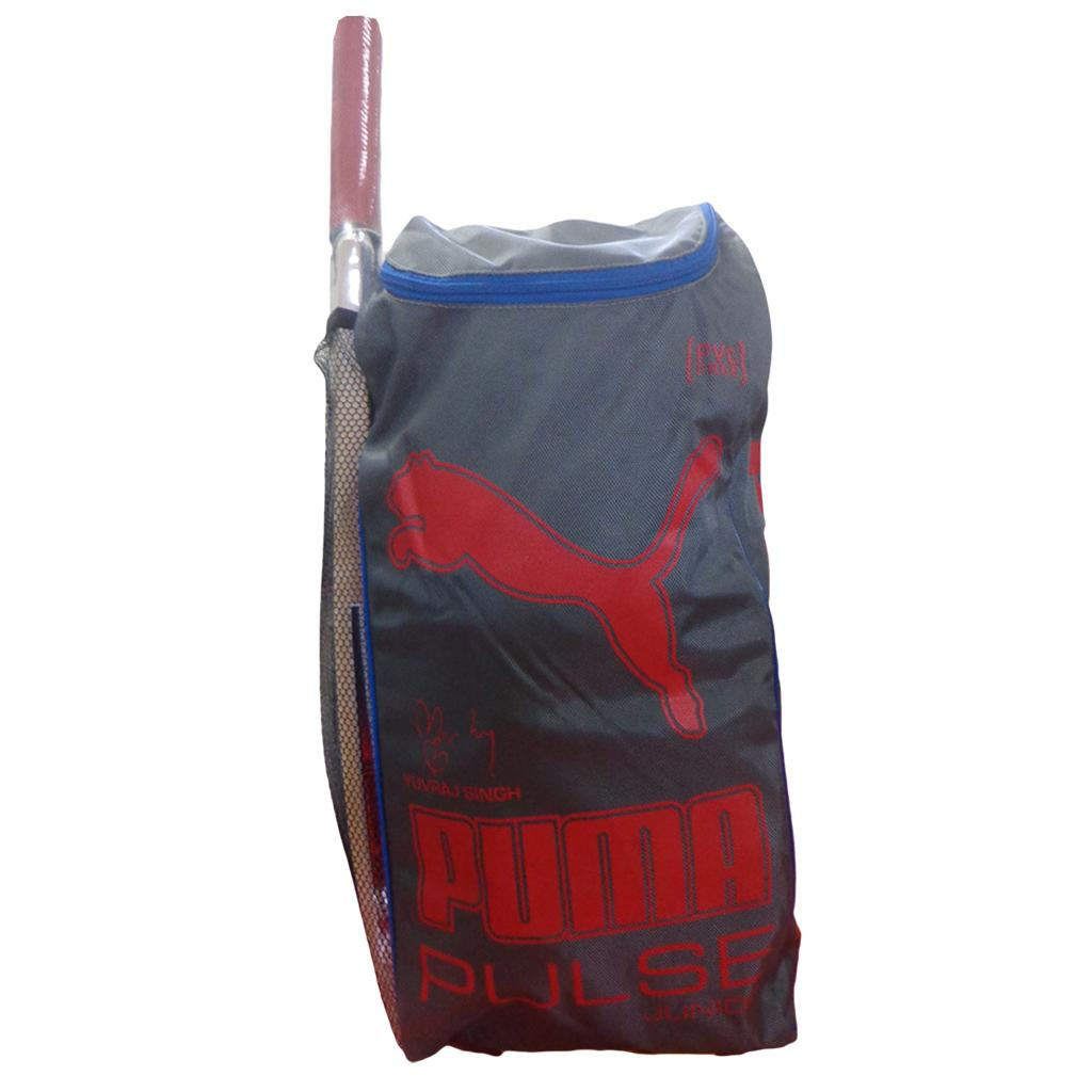 Puma Pulse Junior Cricket Kit Bag Gray - Buy Puma Pulse Junior ... 362606ddf31cf