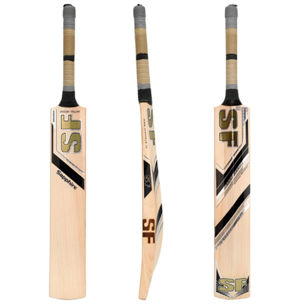 73c267774 SF Sapphire English Willow Cricket Bat Standard Size - Buy SF ...