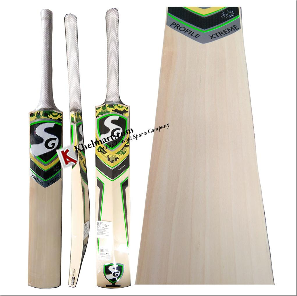 d561ff64e77 SG Profile Xtreme English Willow Cricket Bat - Buy SG Profile Xtreme ...