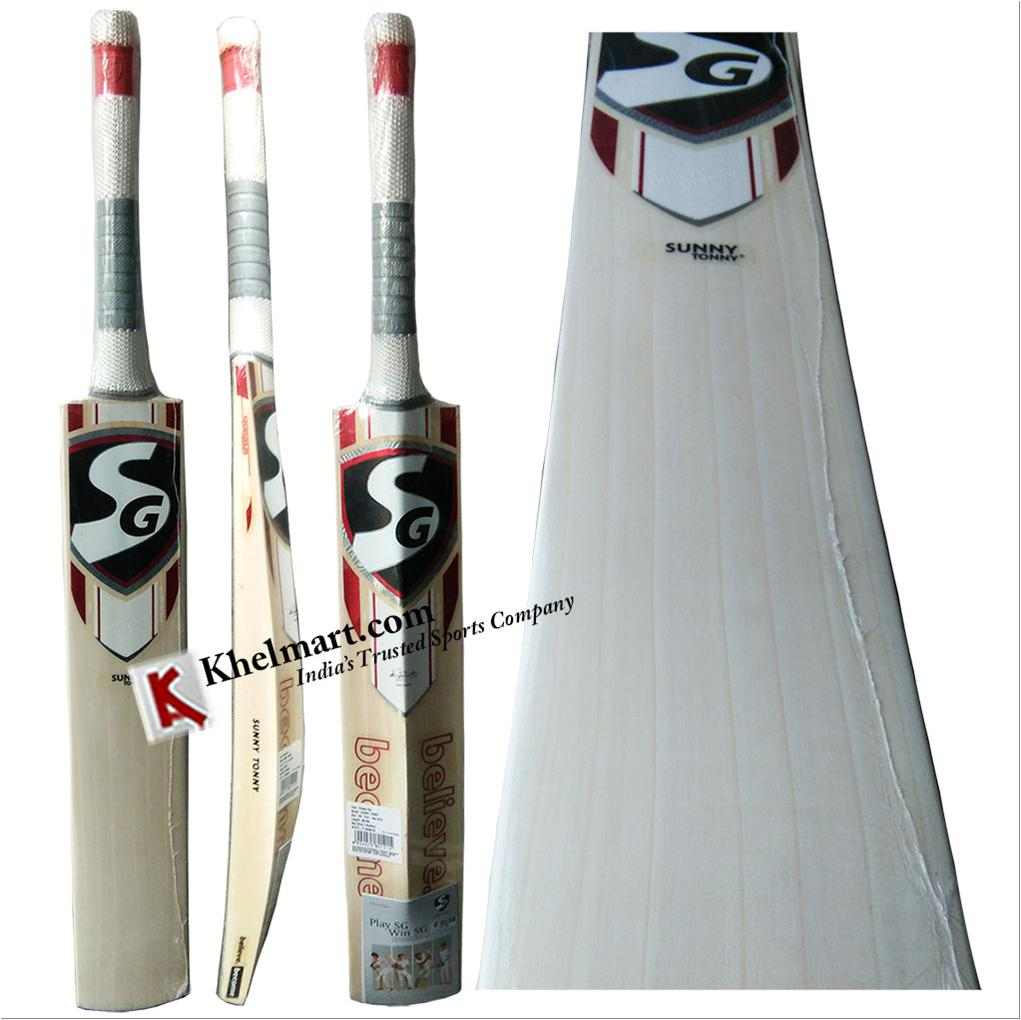 eafd4d8a73e SG Sunny Tonny English Willow Cricket Bat Standard Size Free oiling ...