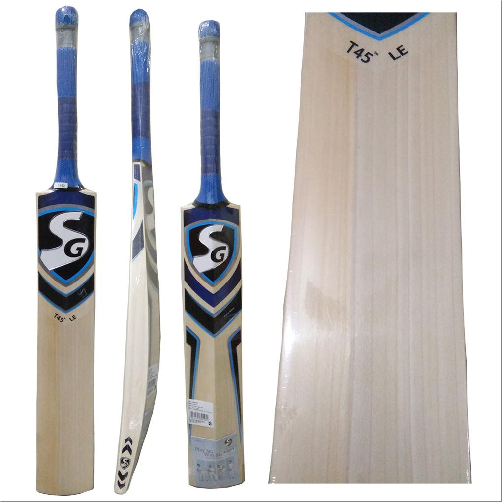 15d373c94 SG T 45 Limited Edition English Willow Cricket Bat Size SH Free ...