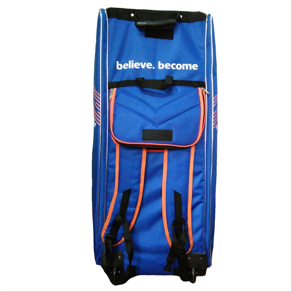 Sg Players Duffle With Wheels Cricket Kit Bag Buy Sg