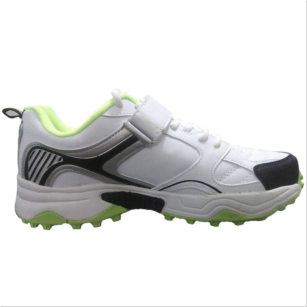 be8563c255 SG Century Stud Cricket Shoes White and Lime - Buy SG Century Stud ...
