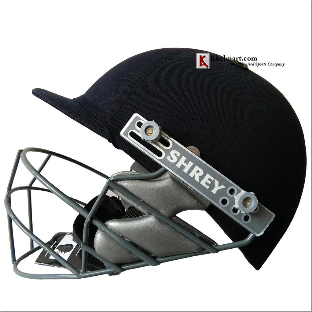 Shrey Cricket Helmet with Mild Steel Visor