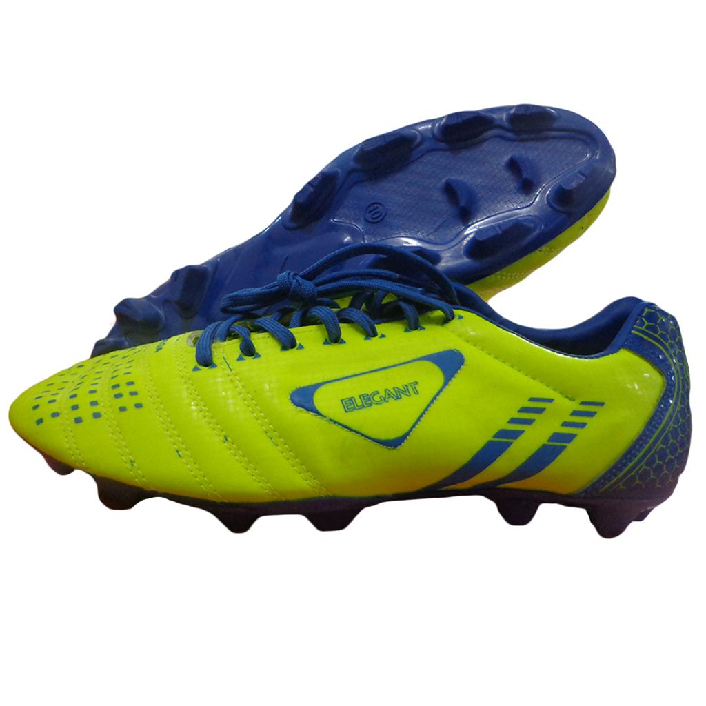 4eb7d6126 Star Impact Elegant Football Stud Shoes Blue and Yellow - Buy Star ...
