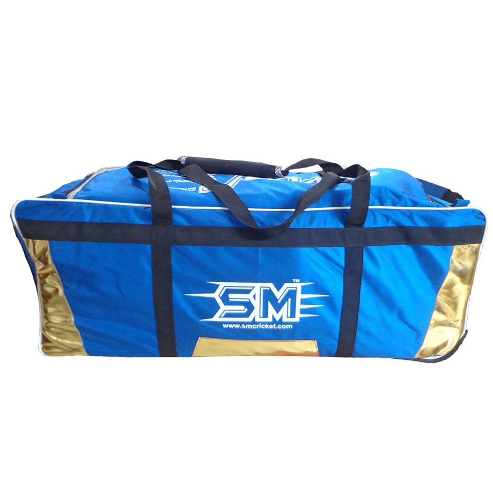 09607fafb1 SM Play On Series Cricket Kit Bag With Trolly - Buy SM Play On ...