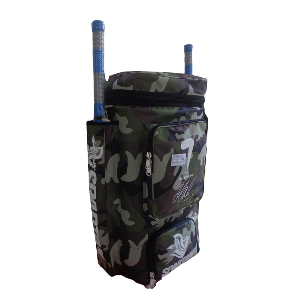 Spartan Ms Dhoni Camo Cricket Kit Bag Buy Spartan Ms