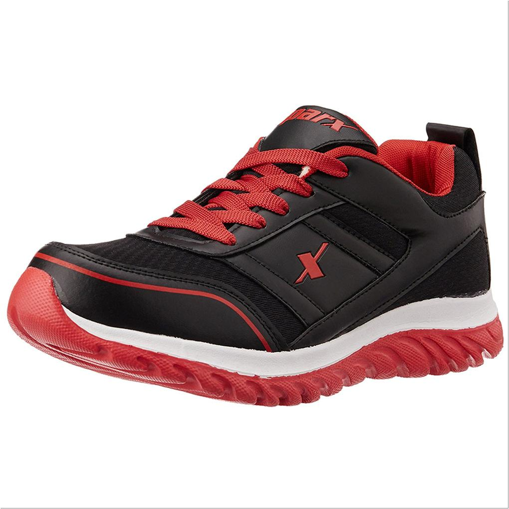 Sparx Running Shoes Black And Red Buy Sparx Running