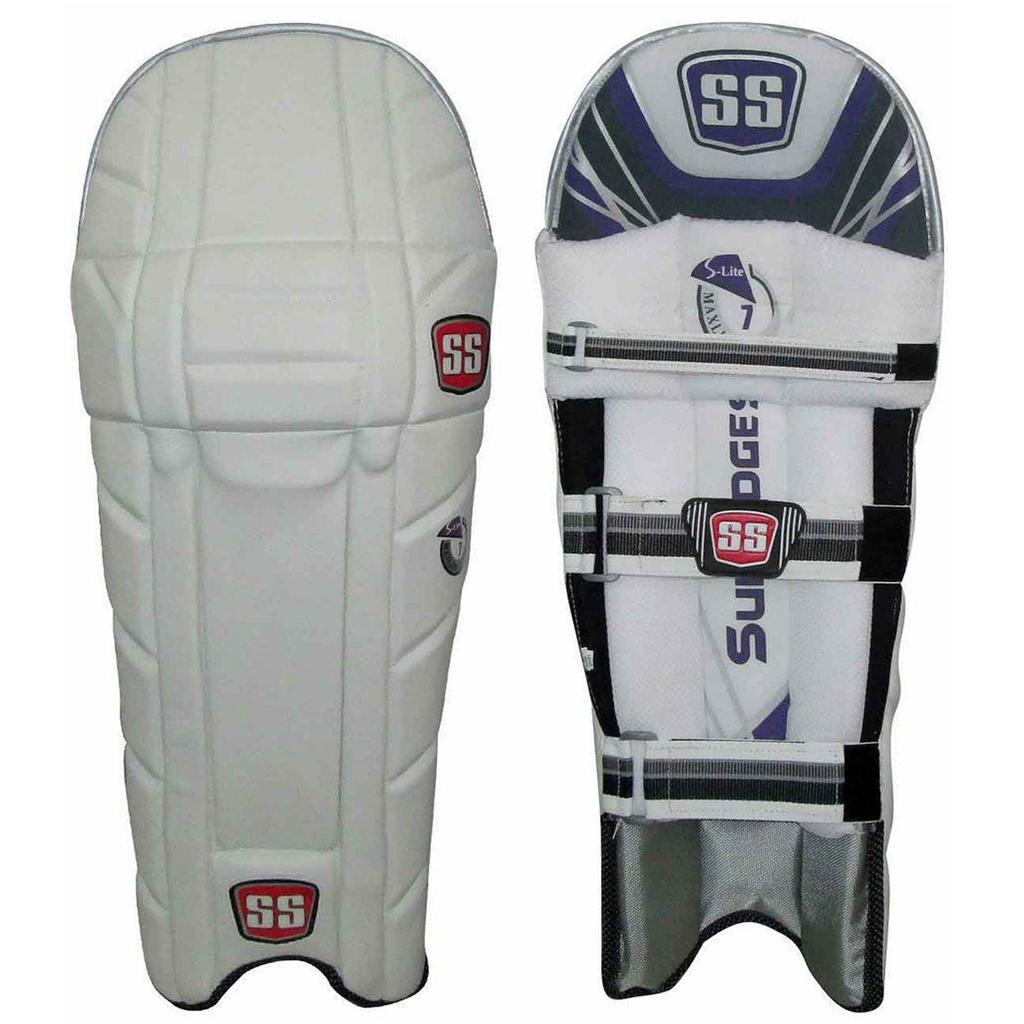 Ss Maxlite Cricket Batting Leg Guard Buy Ss Maxlite