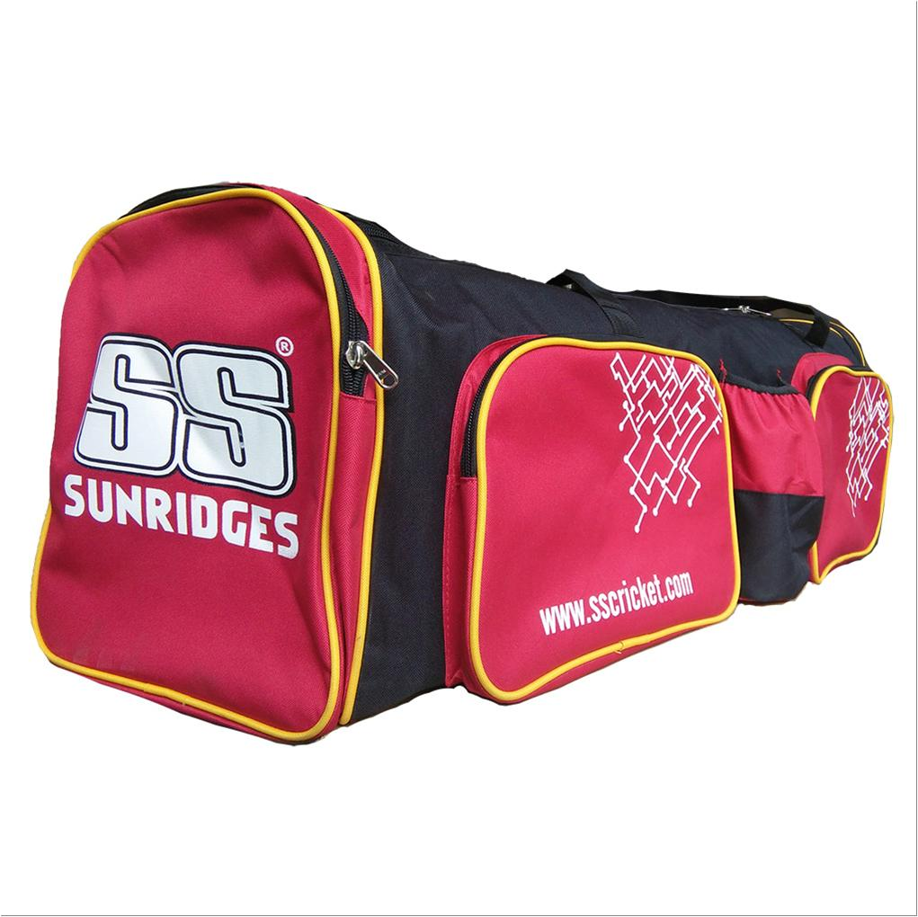 SS Master Cricket Kit Bag Red and Black - Buy SS Master Cricket Kit ... b21e299ae004b