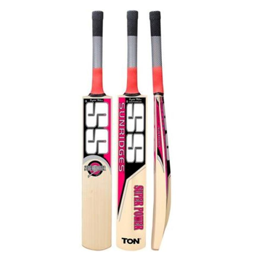 b9b2ac0652c SS Super Power Kashmir Willow Cricket Bat Standard Size - Buy SS ...