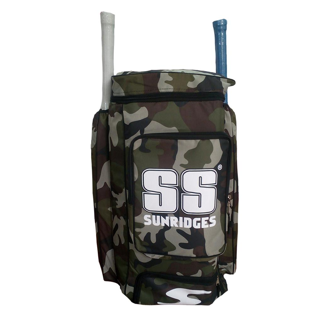 24cb40ae1 SS Camo Duffle Cricket Kit Bag - Buy SS Camo Duffle Cricket Kit Bag ...