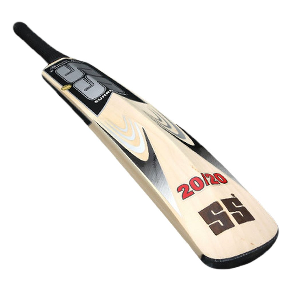Ss Yuvi 20 20 Kashmir Willow Cricket Bat Standard Size