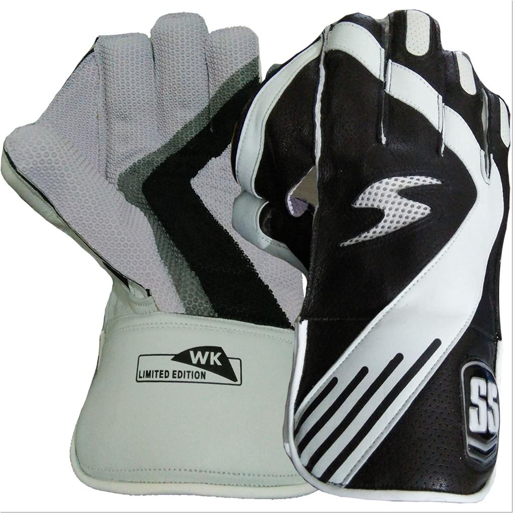 Ss Limited Edition Cricket Wicket Keeping Gloves Buy Ss