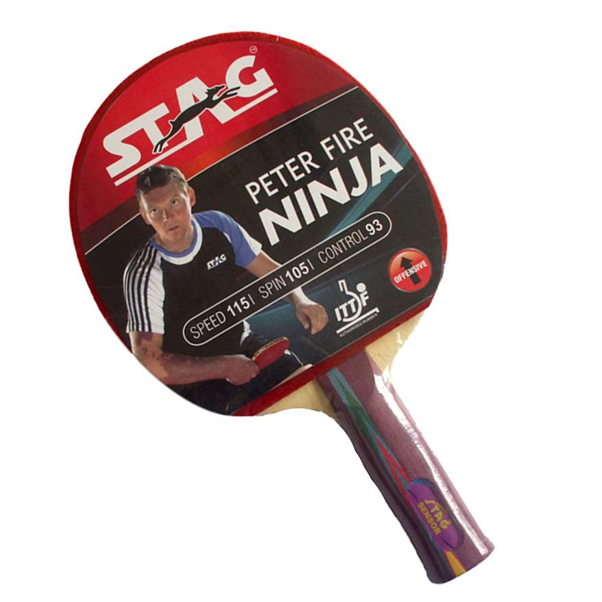 9b94179be Stag Peter Fire Table Tennis Racquet - Buy Stag Peter Fire Table ...