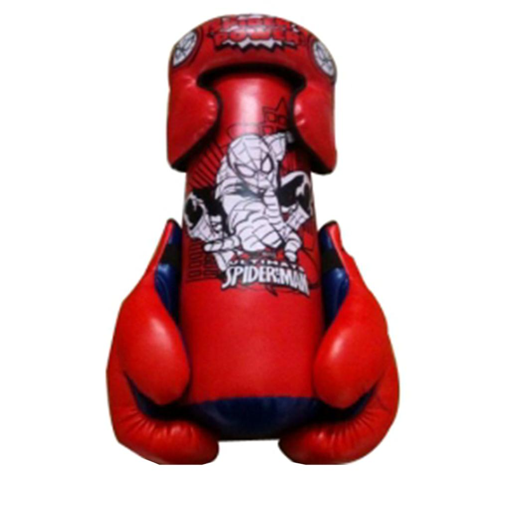 Stag Spiderman Red Boxing Set Size Large Buy Stag