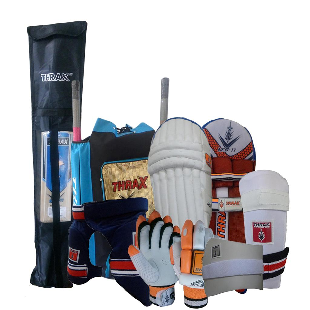 Thrax Complete Cricket Kit Pack Youth Size Buy Thrax