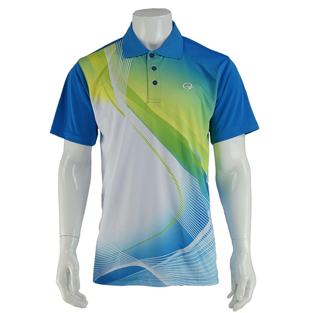 Thrax sublimation custom made cricket t shirt color neck for Designer t shirts online