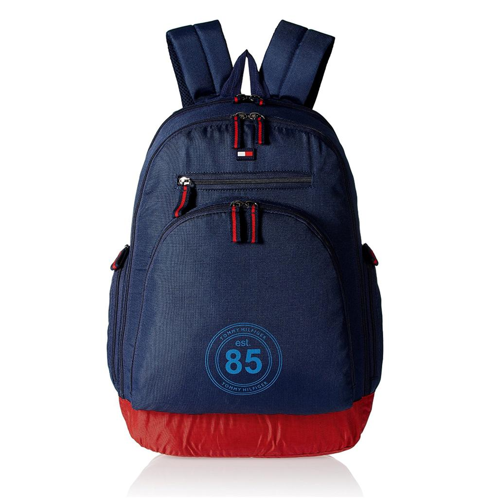 Tommy Hilfiger Biker Club Barrow 23 ltrs Navy Casual Backpack - Buy ... 76e031e00c777