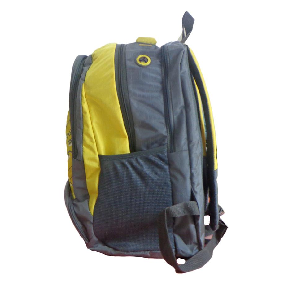 Vdm 05 Yellow And Grey Casual Backpack Buy Vdm 05 Yellow