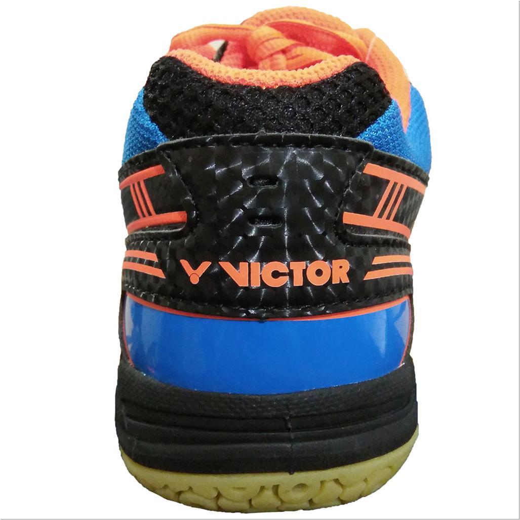 Victor Sh A610 Fo Badminton Shoes Blue And Orange Buy