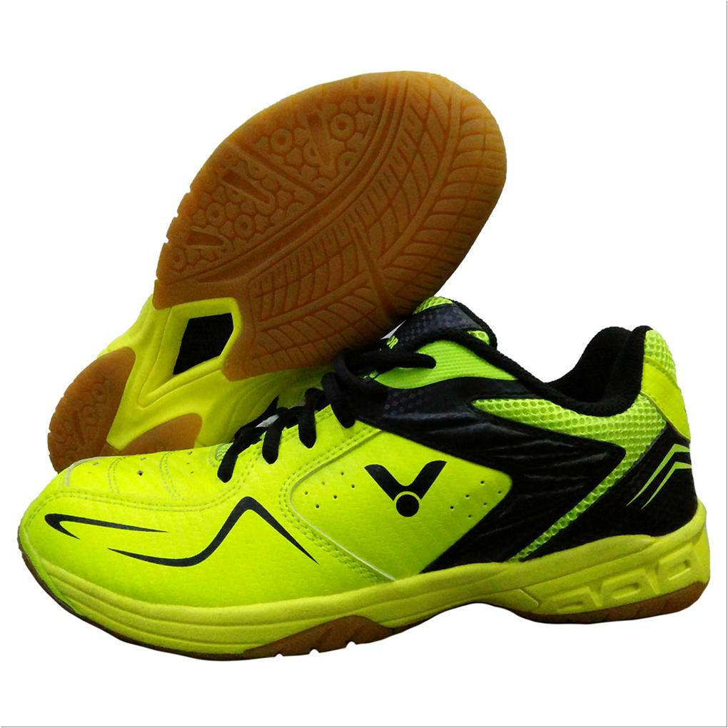 87b872222d6 Victor AS 32 Badminton Shoes Neon Green and Moonless Night - Buy ...