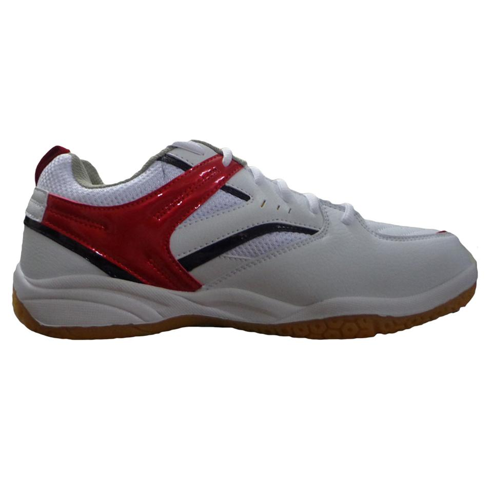 Yonex Badminton Shoes Excel 47 C White And Red Buy Yonex