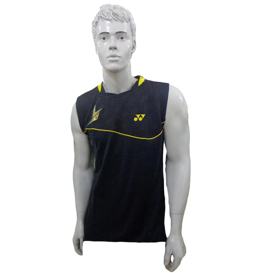Yonex Badminton T Shirt 10000 Ldex Lin Dan Yellow Or Black