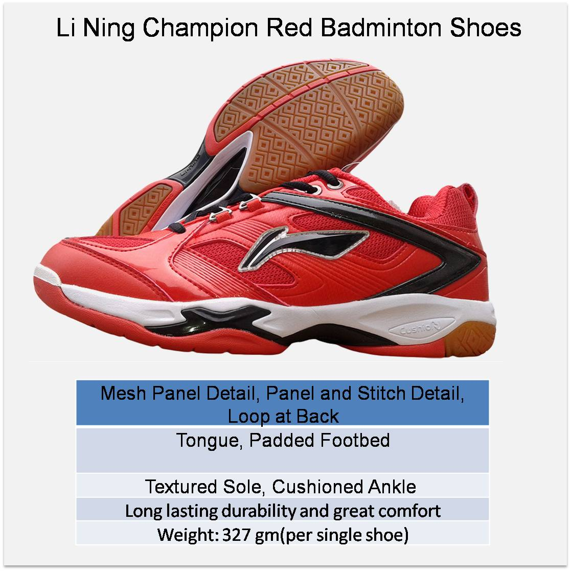 Lining Badminton Shoes Online India