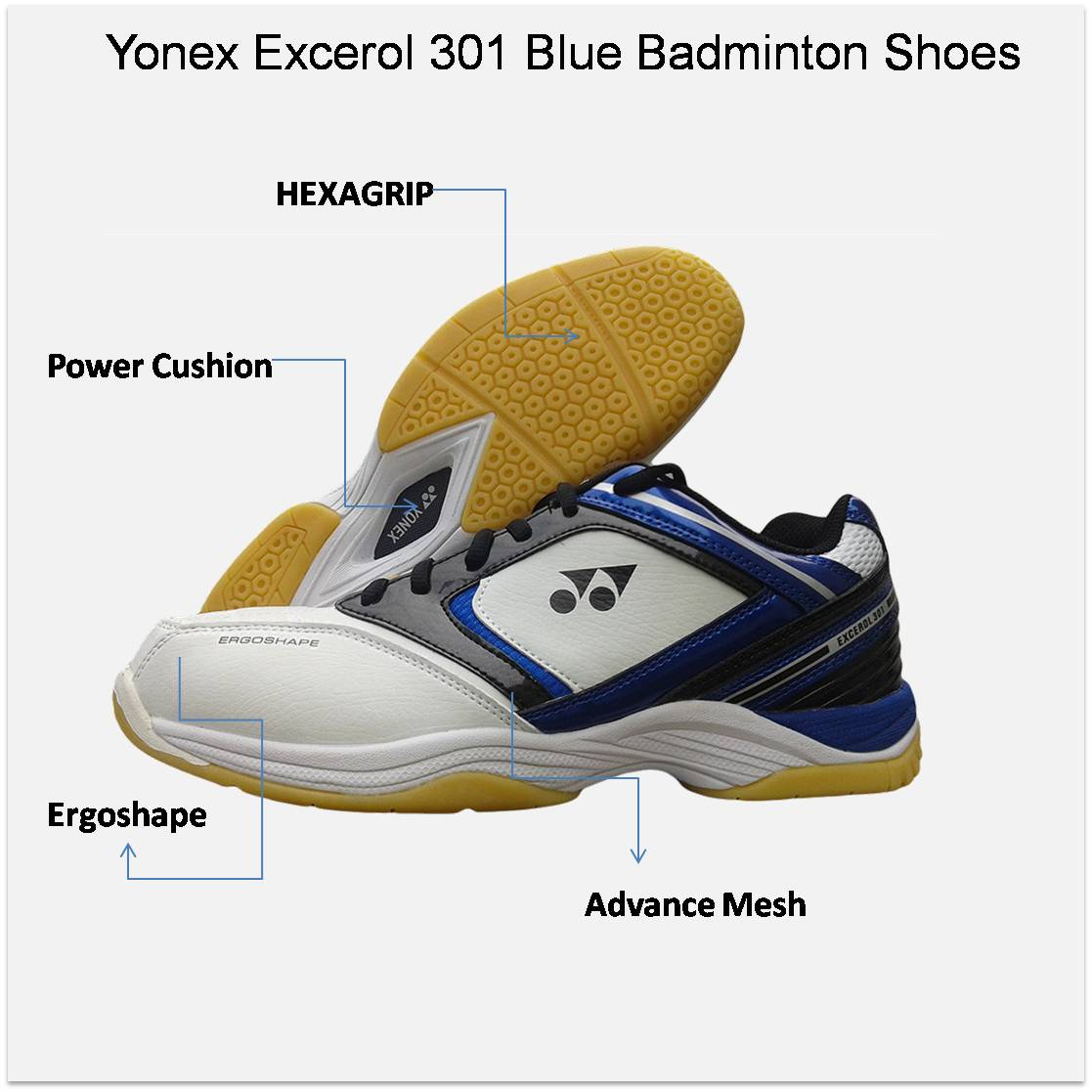 Online shopping badminton shoes