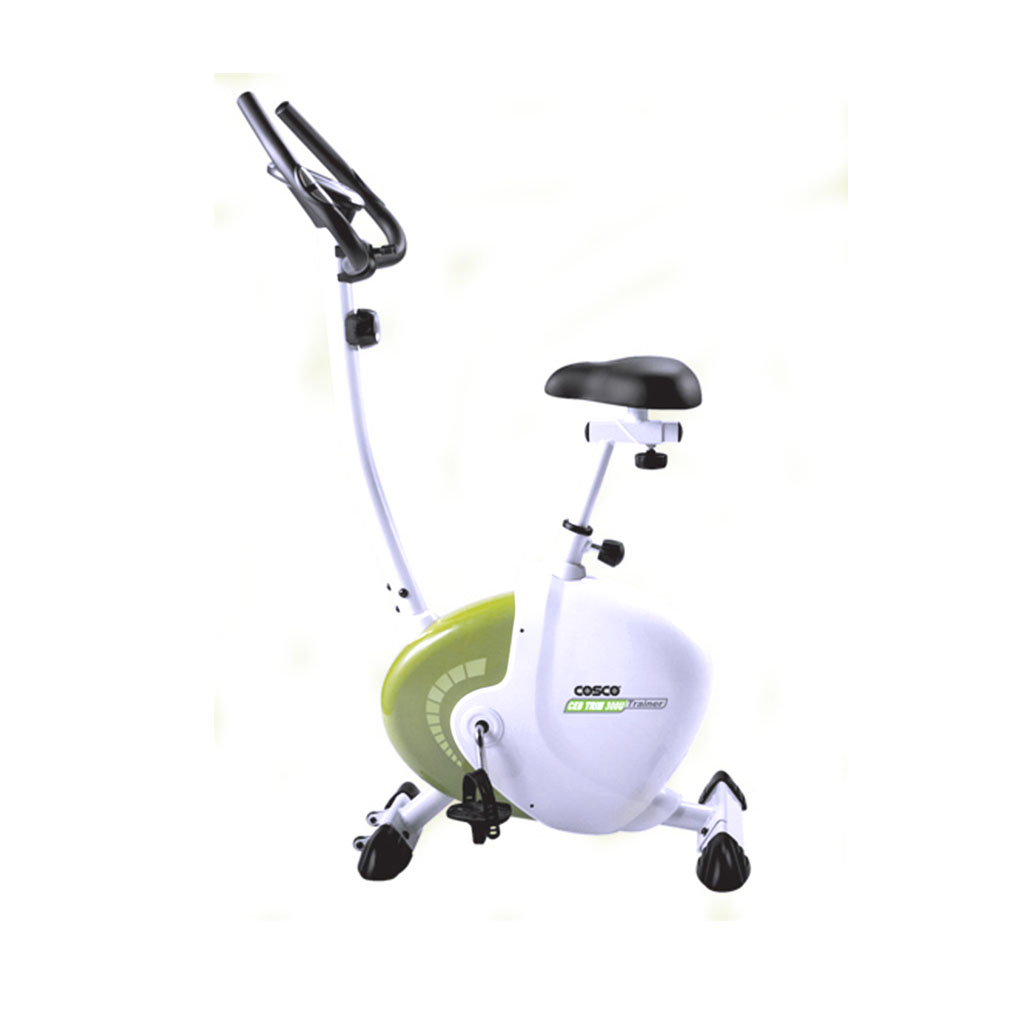 Cosco CEBTrim 300 U Upright Bike With 6 Kgs Flywheel
