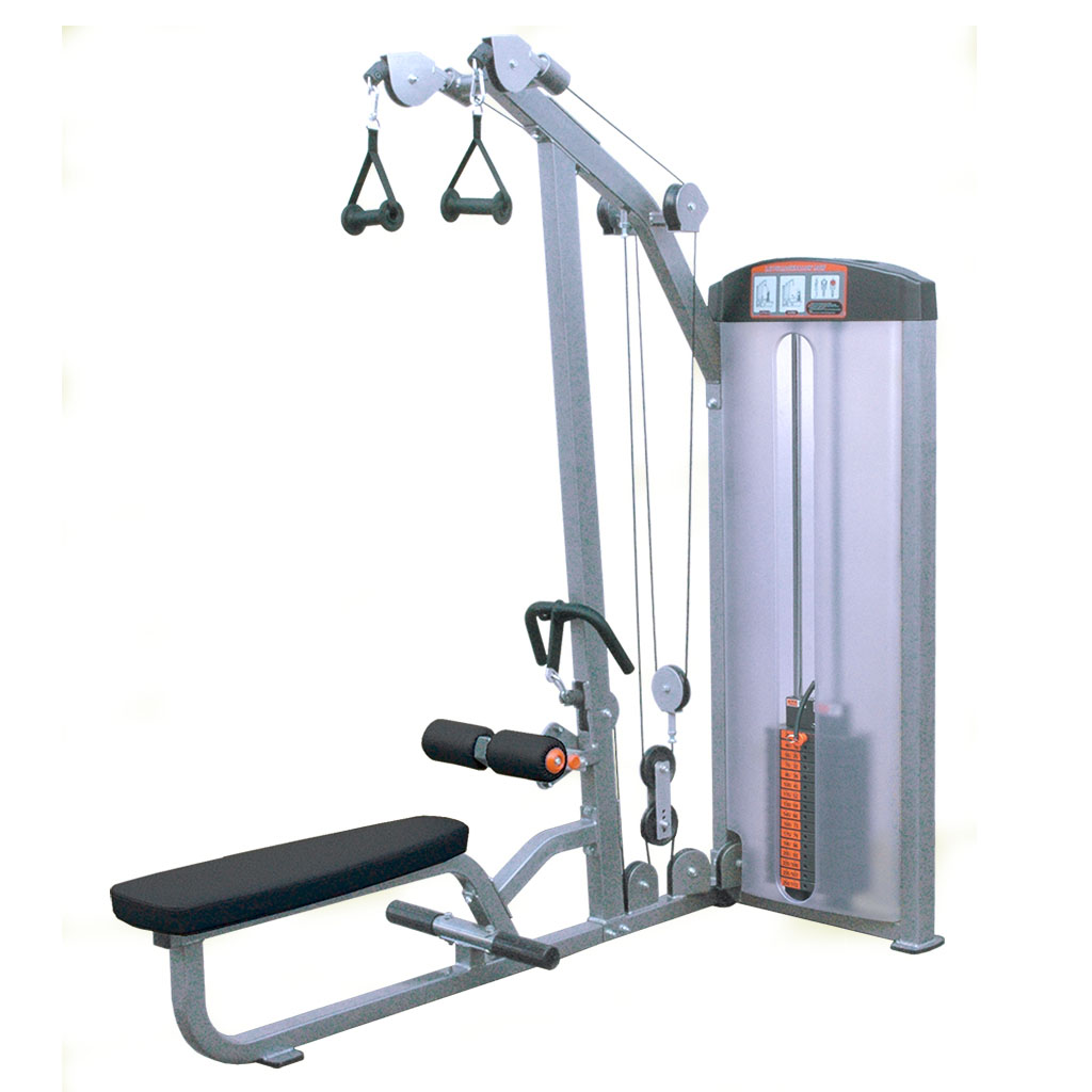 Cosco Csw 2 Lat Machine  Low Row Combo Back Strength Machine