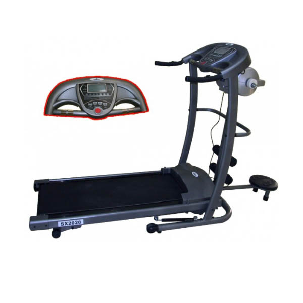Cosco 4 in 1 Motorised Treadmill  CMTM SX 2222