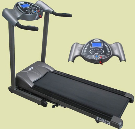 Cosco Motorised Treadmill  CMTM SX 3000