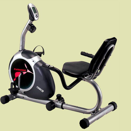 Cosco Recumbent Bike  COSCO TRIM 210