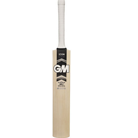 GM Cricket Bat English Icon DXM 808