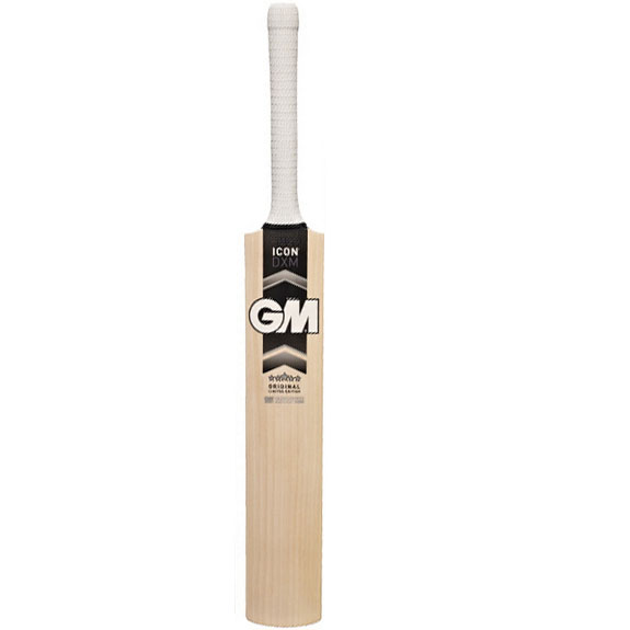 GM Cricket Bat English Icon DXM 909