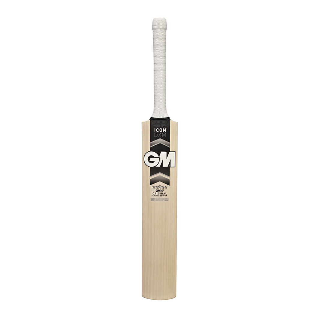 GM Cricket Bat English Icon DXM Original L.E