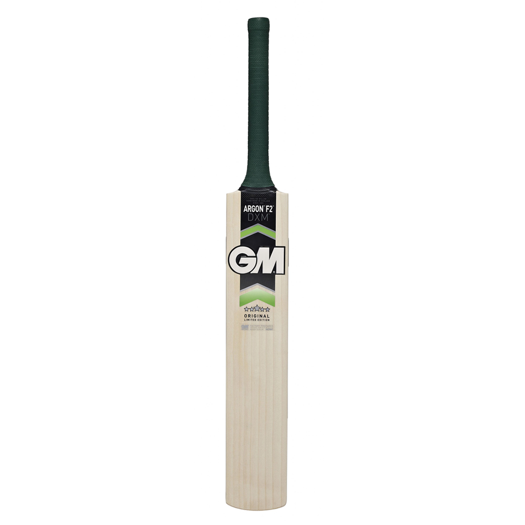 GM Argon F2 Original L.E English Willow Cricket Bat (Made in U.K)
