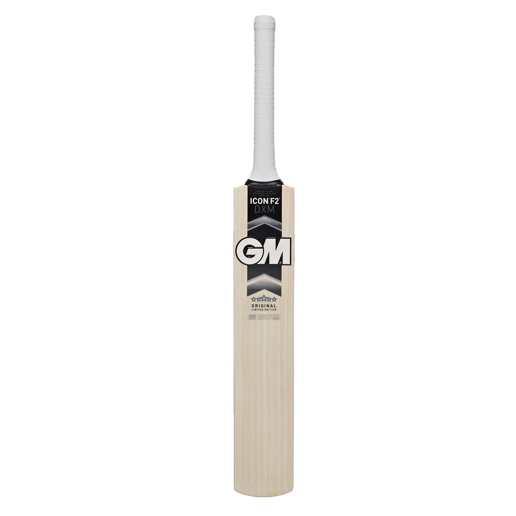 GM Icon F2 Original L.E English Willow Cricket Bat (Made in U.K)