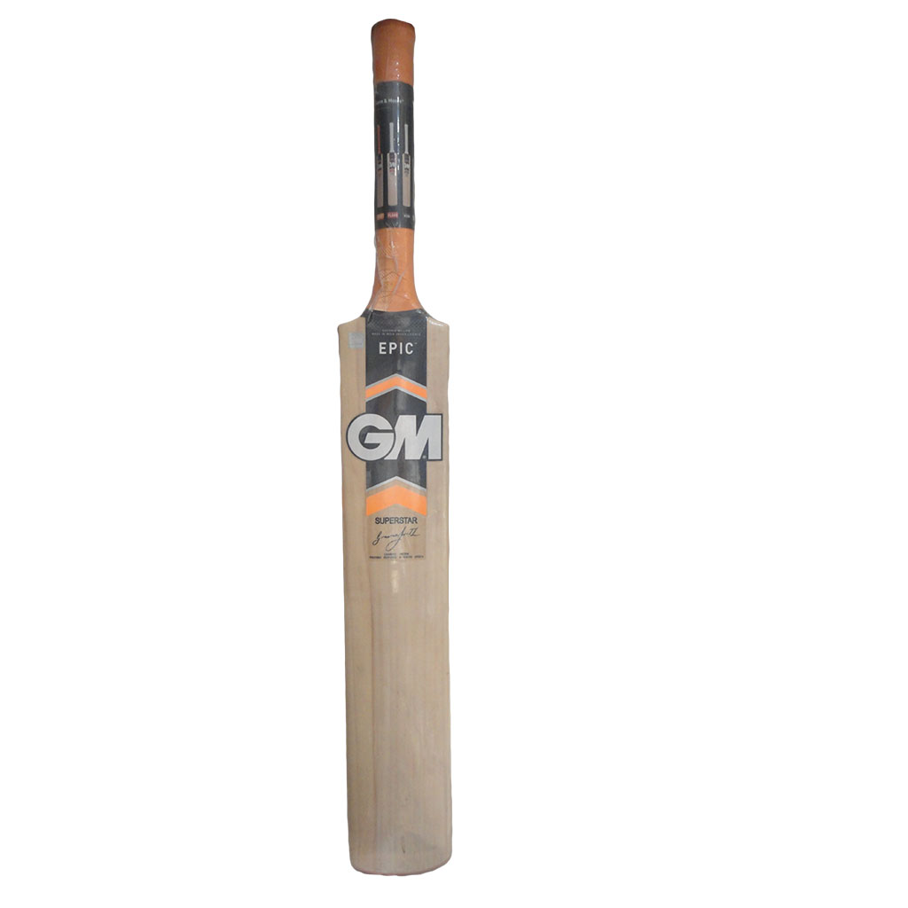 GM Epic Superstar Cricket Bat