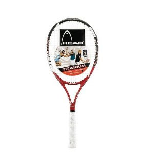 HEAD Tennis Rackets Titanium 3100