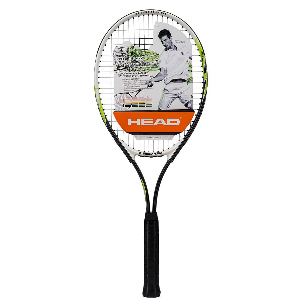 Head Nano Ti Reward Tennis Racquet