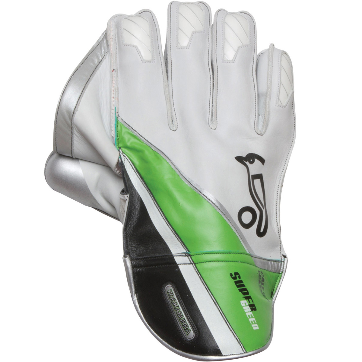 Kookaburra Super Green Cricket Wicket Keeping Gloves Buy