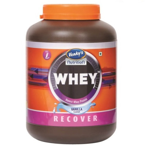 Venkys Nutrition Whey Protein 2000 gm