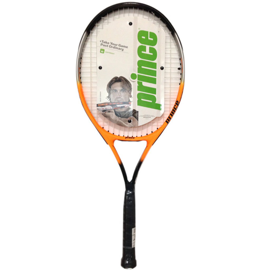 Prince Equalizer Orange 100  Tennis Racquet