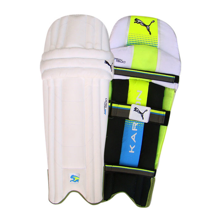 Puma Karbon 1500 Batting Pads Buy Puma Karbon 1500
