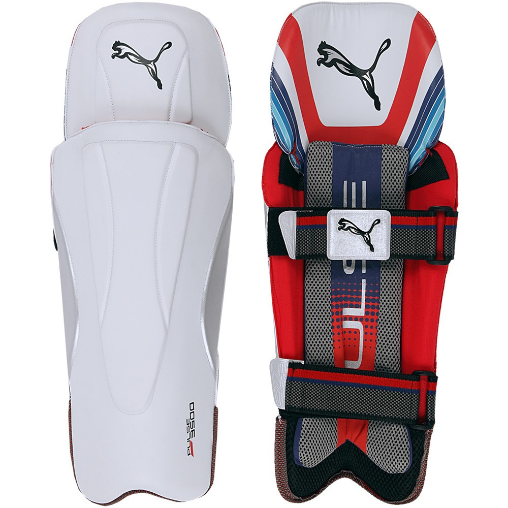 Puma Pulse 3500 Batting Pads Buy Puma Pulse 3500 Batting