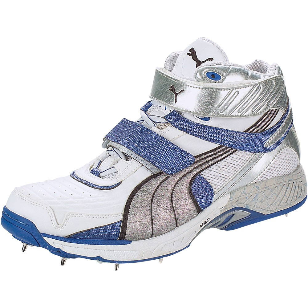 Puma Iridium Ii Full Spike Mid Cricket Shoes Buy Puma